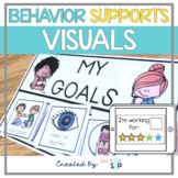 Essential Student Visual Supports:  Behavior Supports:  Speech Therapy