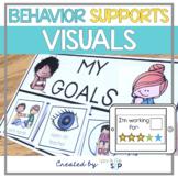 Behavior Visuals   Speech Therapy   Autism