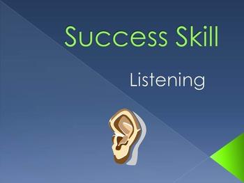 Essential Success Skills for Classroom Management