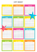 Essential Teacher Planner / Record Binder