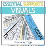 Essential Visuals for Speech Therapy and Student Success STRIPS