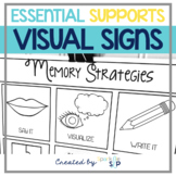 Essential Visuals for Speech Therapy:  SIGNS