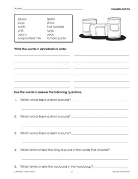 Essential Vocabulary Words for the Real World {Bundle}
