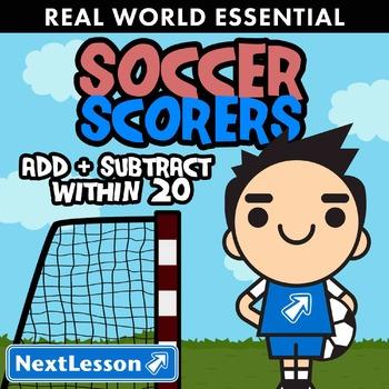 Essentials Bundle - Add & Subtract Within 20 – Soccer Scorers