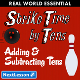 Essentials Bundle - Adding & Subtracting Tens – Strike Time by Tens