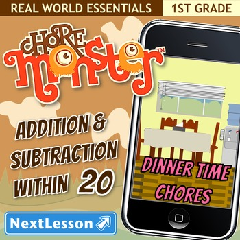 Essentials Bundle - Addition & Subtraction Within 20 – Chore Monster