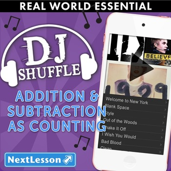 Essentials Bundle - Addition & Subtraction as Counting – D