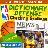 G2 Checking Spellings - 'Dictionary Defense' Essentials Bundle