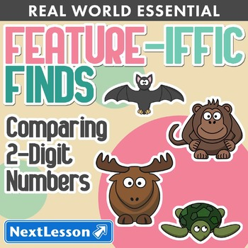 Essentials Bundle - Comparing 2-Digit Numbers – Feature-if