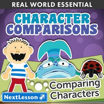 Essentials Bundle – Comparing Characters – Character Compa