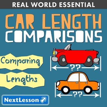Essentials Bundle - Comparing Lengths – Car Length Comparisons