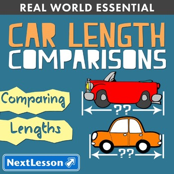 Essentials Bundle - Comparing Lengths – Car Length Comparisons