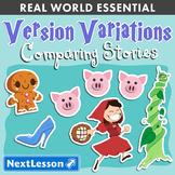 G2 Comparing Stories - 'Version Variations' Essentials Bundle