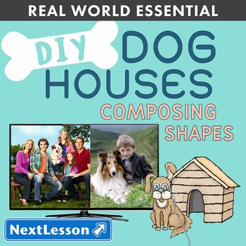 Essentials Bundle - Composing Shapes - DIY Dog Houses