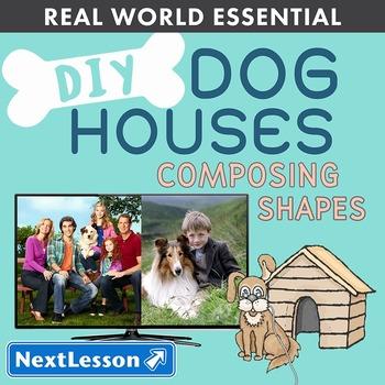 Essentials Bundle - Composing Shapes - DIY Dog Houses