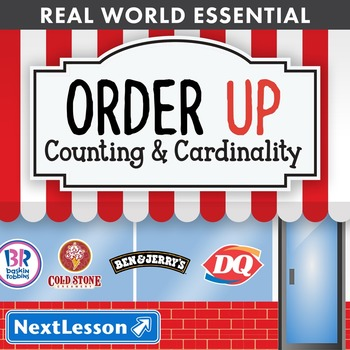 Essentials Bundle - Counting & Cardinality – Order Up