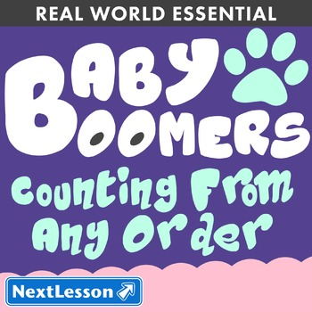 Essentials Bundle - Counting From Any Order – Baby Boomers