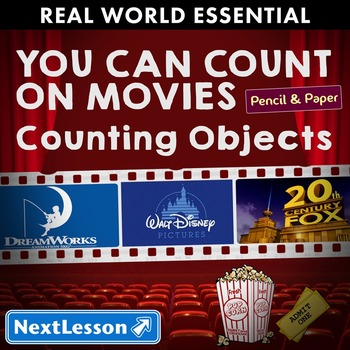 Essentials Bundle - Counting Objects – You Can Count On Movies! – Pencil & Paper
