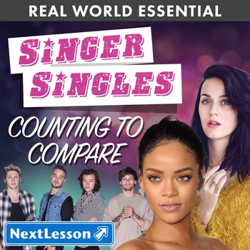 Essentials Bundle - Counting to Compare – Singer Singles