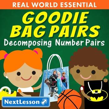 Essentials Bundle - Decomposing Number Pairs - Goodie Bag Pairs
