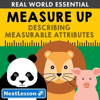 Essentials Bundle - Describing Measurable Attributes - Measure Up