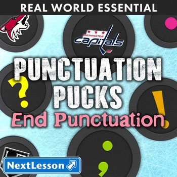 K End Punctuation - Punctuation Pucks Essentials Bundle