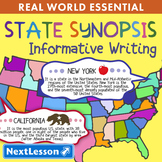 K Informative Writing - 'State Synopsis' Essentials Bundle
