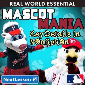 G2 Key Details in Non-Fiction Texts - 'Mascot Mania' Essentials Bundle