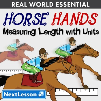 Essentials Bundle - Measuring Length with Units – Horse Hands