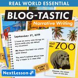 K Narrative Writing - 'Blog-Tastic' Essentials Bundle