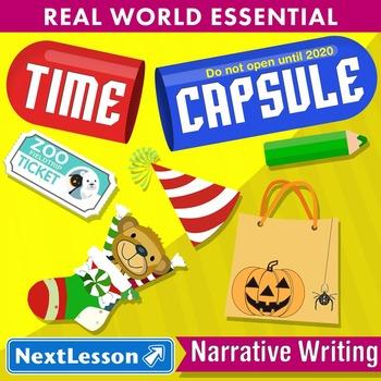G2 Narrative Writing - 'Time Capsule' Essentials Bundle