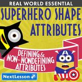 Essentials Bundle - Non-Defining Attributes – Superhero Shape Attributes