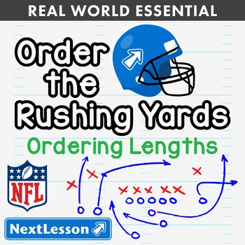 Essentials Bundle - Ordering Lengths – Order the Rushing Yards