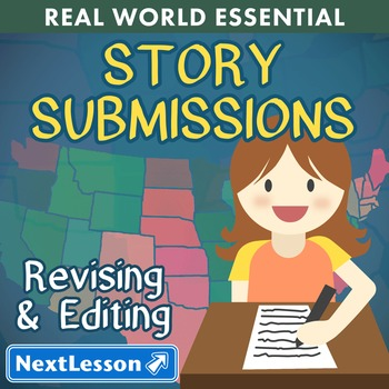 G2 Revising & Editing - 'Story Submissions' Essentials Bundle