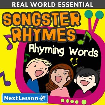K Rhyming Words - 'Songster Rhymes' Essentials Bundle
