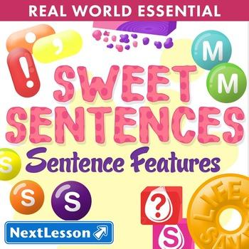G1 Sentence Features - 'Sweet Sentences' Essentials Bundle