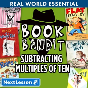 Essentials Bundle - Subtracting Multiples of 10 – Book Bandit