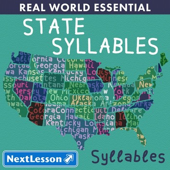 G1 Syllables - 'State Syllables' Essentials Bundle