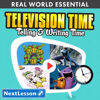 Essentials Bundle - Telling & Writing Time – Television Time