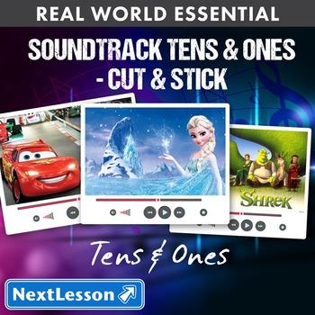 Essentials Bundle - Tens & Ones - Soundtrack Tens & Ones – Cut & Stick