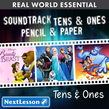 Essentials Bundle - Tens & Ones - Soundtrack Tens & Ones - Pencil & Paper