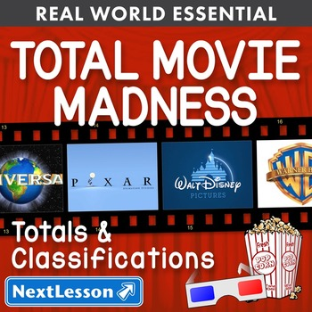 Essentials Bundle - Totals & Classification – Total Movie Madness