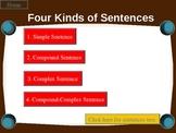Essentials of Grammar Review 63 Slide Powerpoint