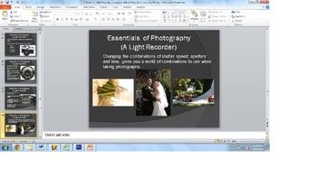 Essentials of Photography Unit Bundle