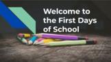 Establishing Classroom Community - google presentation & lesson