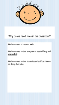 Establishing Rules