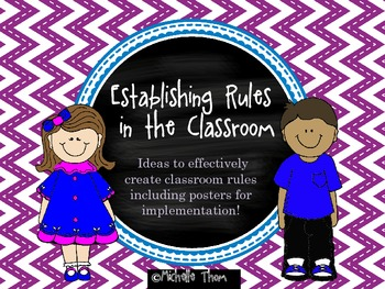Establishing Rules in the Classroom
