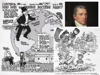 Establishing the American Republic: Washington, Jefferson, Madison & Monroe