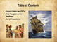 Colonial America - The Pilgrims Journey to America