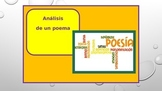 Estación de POESÍA power point: Analizar un poema - Spanish